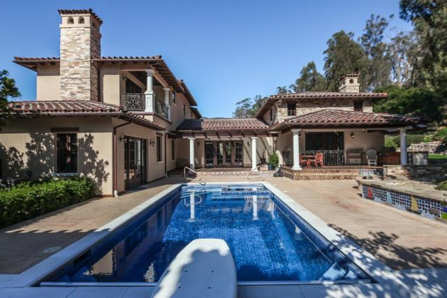 2020 Creekside Rd, Montecito, CA 93108 (MLS #19-1080) :: The Zia Group