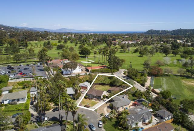 3525 San Jose Ln, Santa Barbara, CA 93105 (MLS #19-1220) :: The Zia Group