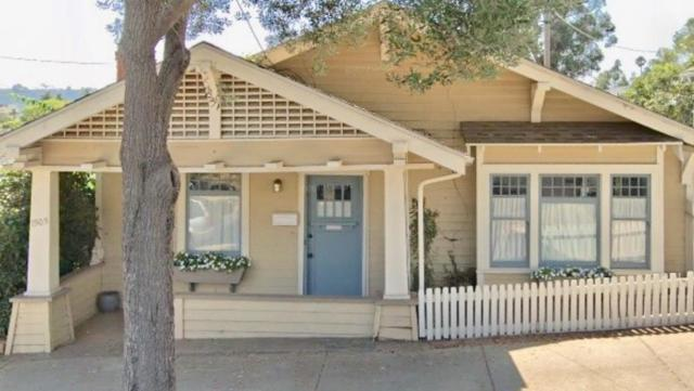1505 Olive St, Santa Barbara, CA 93101 (MLS #19-1754) :: Chris Gregoire & Chad Beuoy Real Estate
