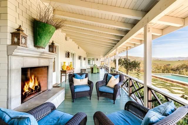7055 Foxen Canyon Rd, Santa Maria, CA 93454 (MLS #19-1757) :: Chris Gregoire & Chad Beuoy Real Estate