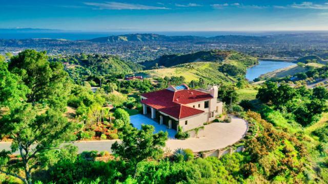 2815 Holly Rd, Santa Barbara, CA 93105 (MLS #19-2031) :: Chris Gregoire & Chad Beuoy Real Estate