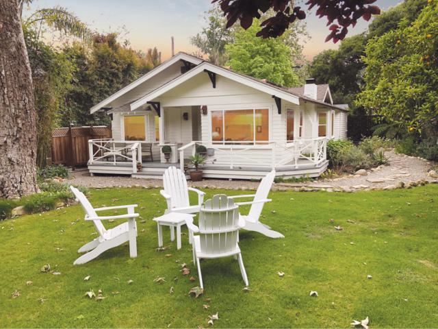 43 Humphrey Rd, Santa Barbara, CA 93108 (MLS #19-2062) :: The Zia Group
