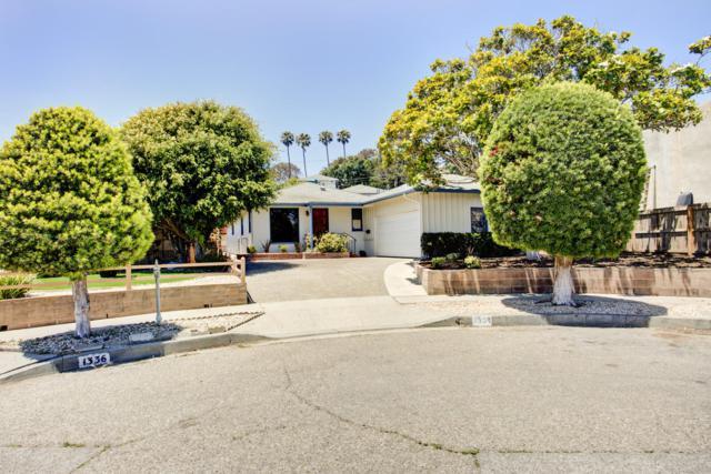 1334 San Julian Pl, Santa Barbara, CA 93109 (MLS #19-2078) :: The Zia Group