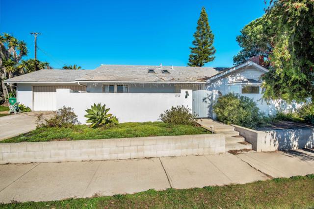 1702 Shoreline Dr, Santa Barbara, CA 93109 (MLS #19-211) :: Chris Gregoire & Chad Beuoy Real Estate