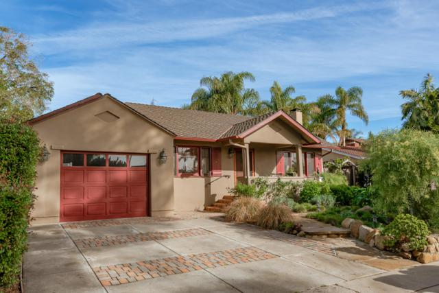 3054 Calle Noguera, Santa Barbara, CA 93105 (MLS #19-214) :: Chris Gregoire & Chad Beuoy Real Estate