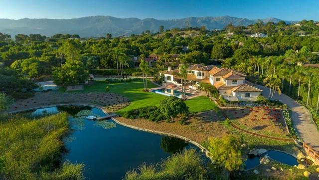 4678 Via Roblada, Santa Barbara, CA 93110 (MLS #19-2194) :: The Epstein Partners