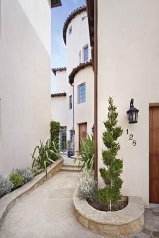 128 Anacapa St, Santa Barbara, CA 93101 (MLS #19-2294) :: The Zia Group