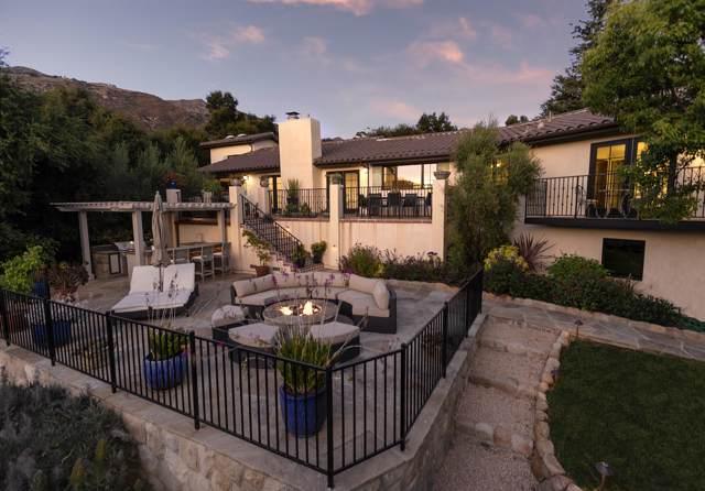 2970 Hidden Valley Ln, Santa Barbara, CA 93108 (MLS #19-2361) :: The Zia Group
