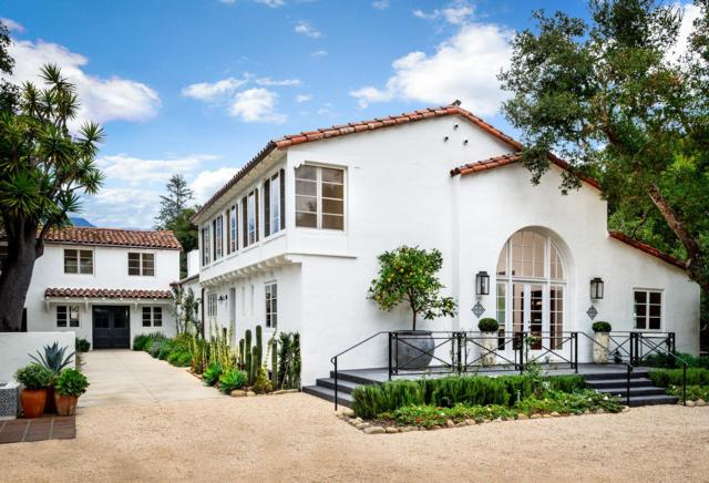 1586 San Leandro Ln, Santa Barbara, CA 93108 (MLS #19-2374) :: The Epstein Partners