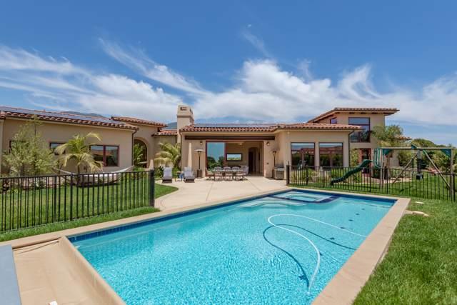 1220 Via Brigitte, Santa Barbara, CA 93111 (MLS #19-2430) :: Chris Gregoire & Chad Beuoy Real Estate