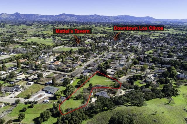 2213 Keenan Rd, Los Olivos, CA 93441 (MLS #19-244) :: The Zia Group