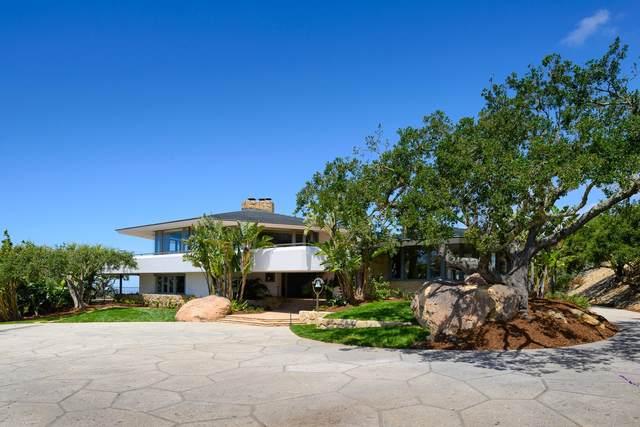 2211 Mt Calvary Rd, Santa Barbara, CA 93105 (MLS #19-2469) :: The Zia Group