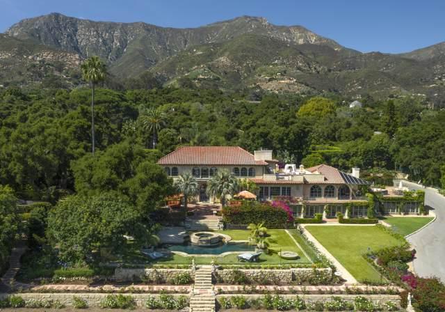 1954 E Valley Rd, Montecito, CA 93108 (MLS #19-2652) :: The Zia Group