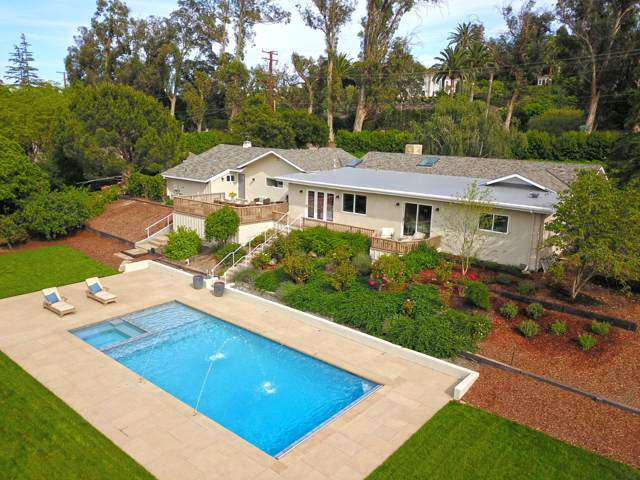 575 Barker Pass Rd, Santa Barbara, CA 93108 (MLS #19-2872) :: The Zia Group