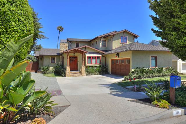 254 San Julian Ave, Santa Barbara, CA 93109 (MLS #19-2901) :: The Zia Group