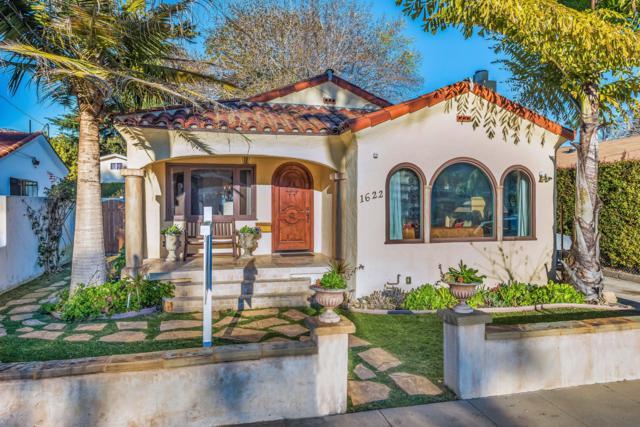 1622 Villa Ave, Santa Barbara, CA 93101 (MLS #19-308) :: The Zia Group