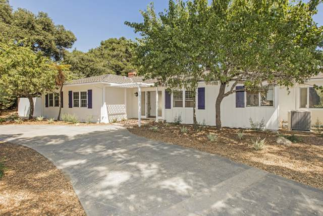 160 Santo Tomas Lane, Montecito, CA 93108 (MLS #19-3148) :: The Zia Group
