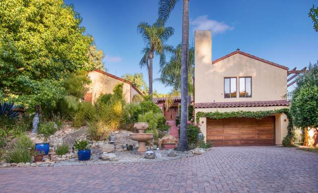 1910 Barker Pass Rd, Santa Barbara, CA 93108 (MLS #19-3240) :: The Epstein Partners