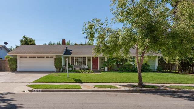4725 El Carro Ln, Carpinteria, CA 93013 (MLS #19-3267) :: Chris Gregoire & Chad Beuoy Real Estate