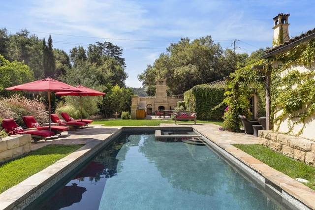 2222 E Valley Rd, Montecito, CA 93108 (MLS #19-3339) :: The Zia Group