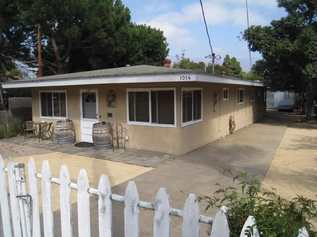 1014 Chino St, Santa Barbara, CA 93101 (MLS #19-3429) :: The Epstein Partners