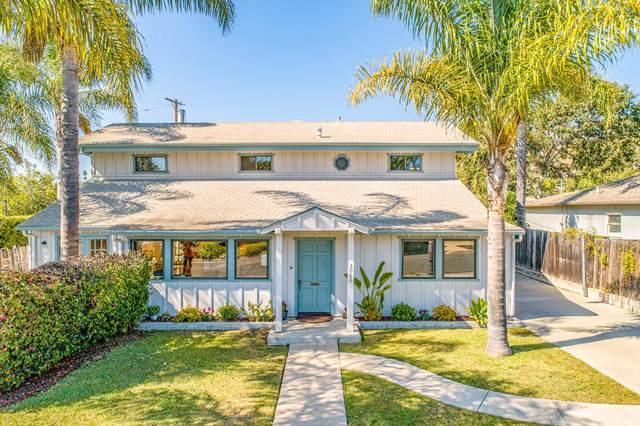 3060 Paseo Tranquillo, Santa Barbara, CA 93105 (MLS #19-3430) :: The Epstein Partners