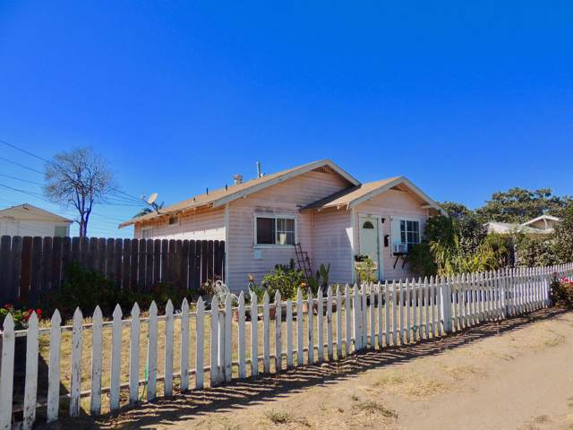 107 S Russell Ave, Santa Maria, CA 93458 (MLS #19-3462) :: The Epstein Partners