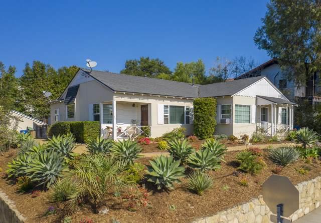 501 E Micheltorena St, Santa Barbara, CA 93103 (MLS #19-3524) :: Chris Gregoire & Chad Beuoy Real Estate