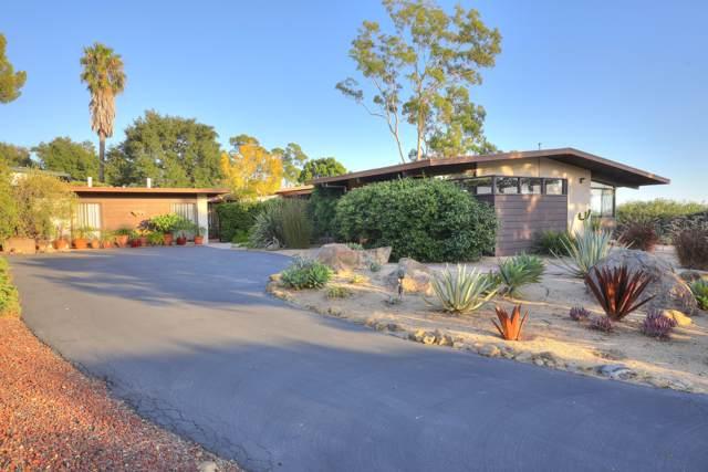 1266 San Antonio Creek Rd, Santa Barbara, CA 93111 (MLS #19-3557) :: Chris Gregoire & Chad Beuoy Real Estate