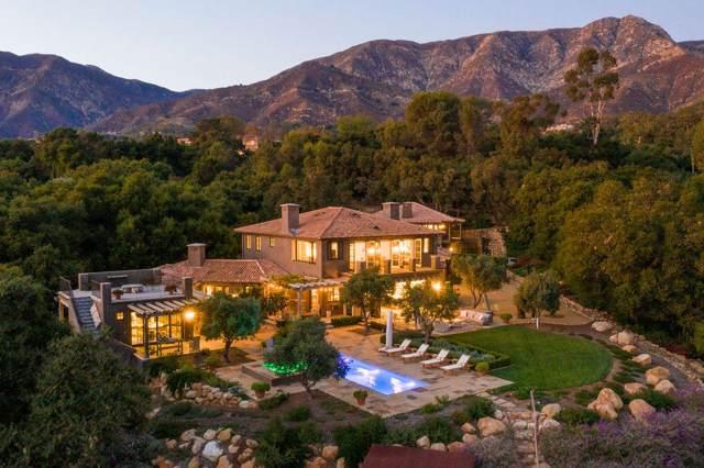 715 Ladera Lane, Montecito, CA 93108 (MLS #19-3561) :: The Epstein Partners