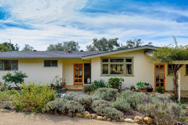 1645 Las Canoas Rd, Santa Barbara, CA 93105 (MLS #19-3568) :: The Epstein Partners