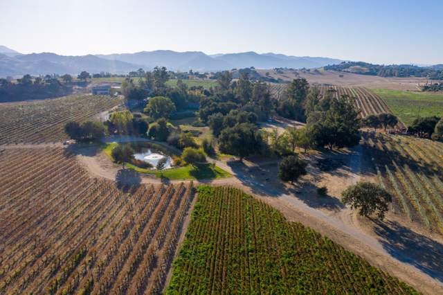 587 N Refugio Rd, Santa Ynez, CA 93460 (MLS #19-3674) :: Chris Gregoire & Chad Beuoy Real Estate
