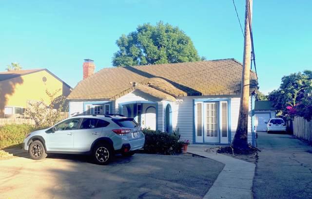 611 W Mission Street, Santa Barbara, CA 93101 (MLS #19-3677) :: Chris Gregoire & Chad Beuoy Real Estate