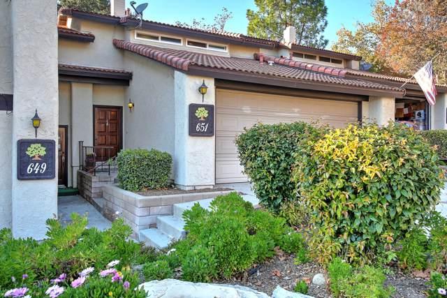 651 Floral Dr, Solvang, CA 93463 (MLS #19-3748) :: Chris Gregoire & Chad Beuoy Real Estate