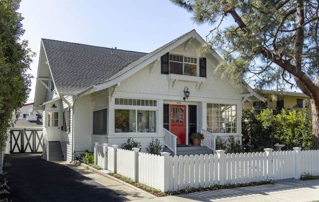 428 Corona Del Mar, Santa Barbara, CA 93103 (MLS #19-3769) :: The Epstein Partners