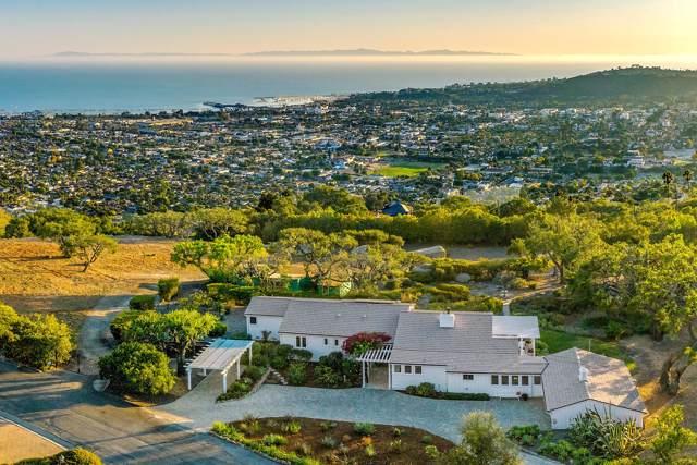 1215 High Ridge Lane, Santa Barbara, CA 93103 (MLS #19-3791) :: Chris Gregoire & Chad Beuoy Real Estate