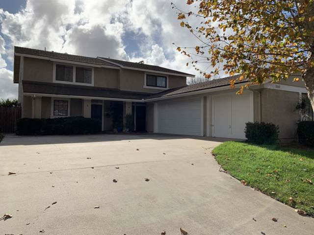1162 E Foster Rd A, Santa Maria, CA 93455 (MLS #19-3813) :: The Epstein Partners