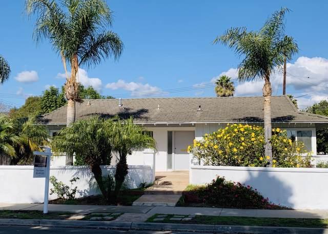 5168 San Simeon Dr, Santa Barbara, CA 93111 (MLS #19-3939) :: The Zia Group