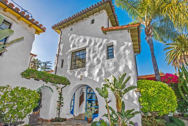 225 E Cota St #2, Santa Barbara, CA 93101 (MLS #19-3949) :: The Zia Group