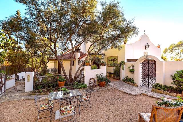 2217 Mission Ridge Rd, Santa Barbara, CA 93103 (MLS #19-4002) :: The Epstein Partners