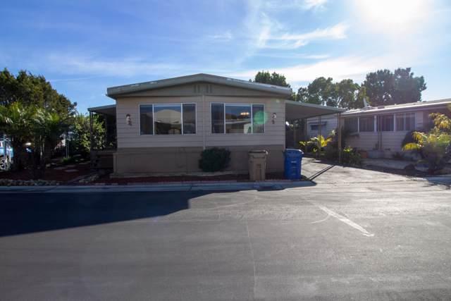 945 Ward Dr Spc 141, Santa Barbara, CA 93111 (MLS #19-4037) :: Chris Gregoire & Chad Beuoy Real Estate