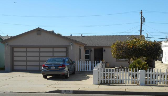 513 N 7th St, Lompoc, CA 93436 (MLS #19-427) :: The Epstein Partners