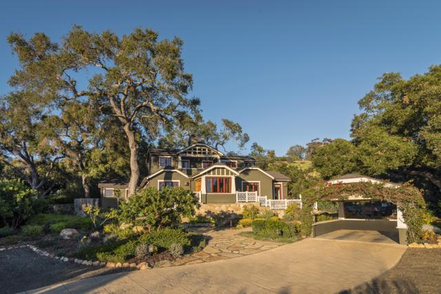 2480 Foothill Rd, Santa Barbara, CA 93105 (MLS #19-568) :: The Epstein Partners
