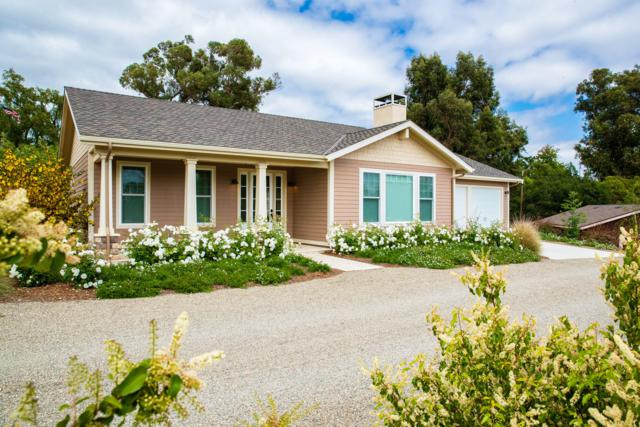 2552 Railway Ave, Los Olivos, CA 93441 (MLS #19-852) :: The Epstein Partners