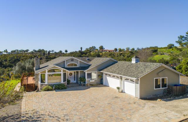 6185 Sunset Ridge Rd, Goleta, CA 93117 (MLS #19-865) :: The Epstein Partners