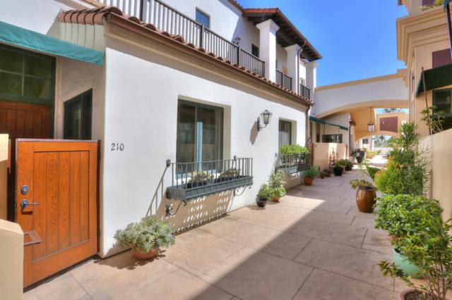 350 Chapala Street #210, Santa Barbara, CA 93101 (MLS #19-886) :: The Epstein Partners