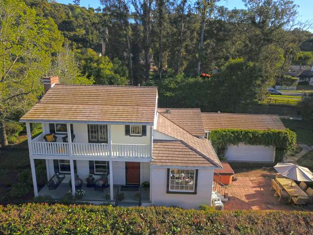 439 Arroyo Rd, Santa Barbara, CA 93110 (MLS #20-1013) :: The Zia Group