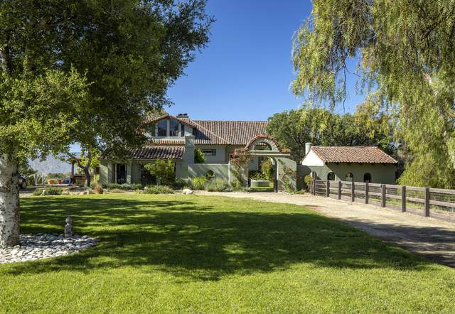3275 Montecielo Dr, Santa Ynez, CA 93460 (MLS #20-1161) :: Chris Gregoire & Chad Beuoy Real Estate