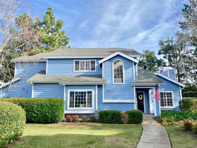 1511 Meadow Cir, Carpinteria, CA 93013 (MLS #20-118) :: The Epstein Partners