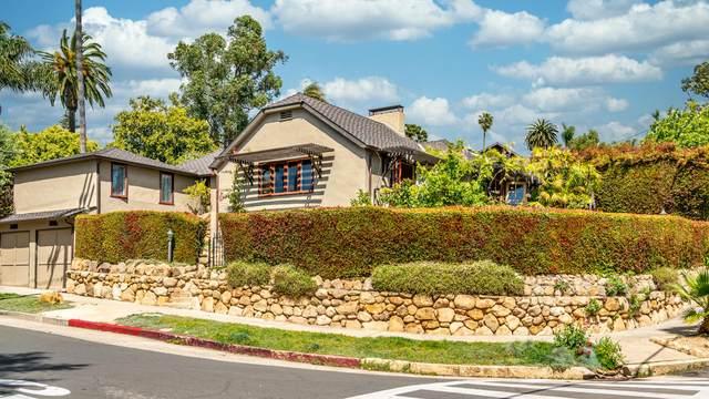 1702 Olive St, Santa Barbara, CA 93101 (MLS #20-1214) :: Chris Gregoire & Chad Beuoy Real Estate